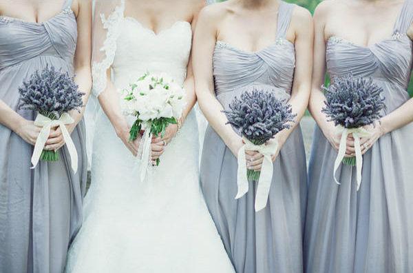 512 Bouquets de lavanda