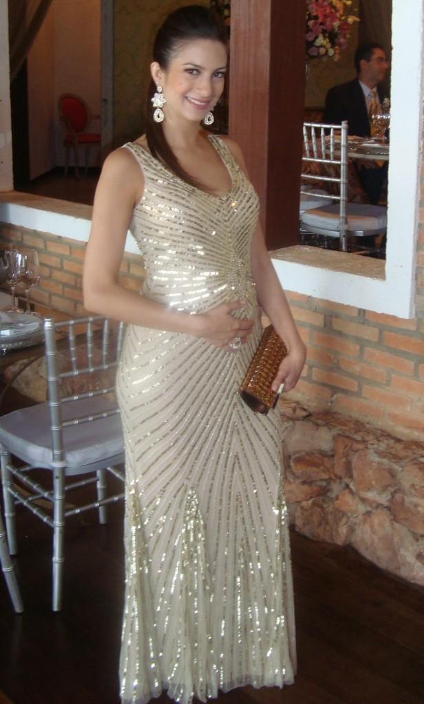 105 Madrinhas e Convidadas grávidas