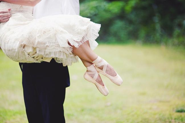 116 Bailarinas que inspiram Noivas