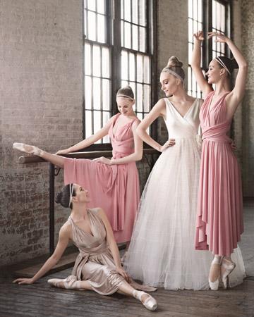 29 Bailarinas que inspiram Noivas
