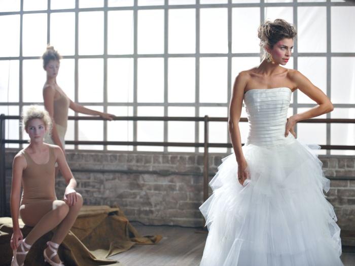 37 Bailarinas que inspiram Noivas