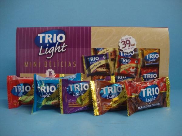 TRIO LIGHT Noivas: emagreçam com saúde