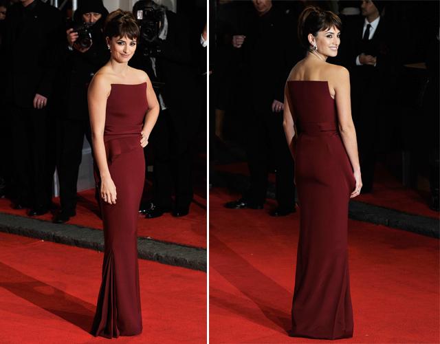 pen cruz b a a 1 Red Carpet: Penélope Cruz