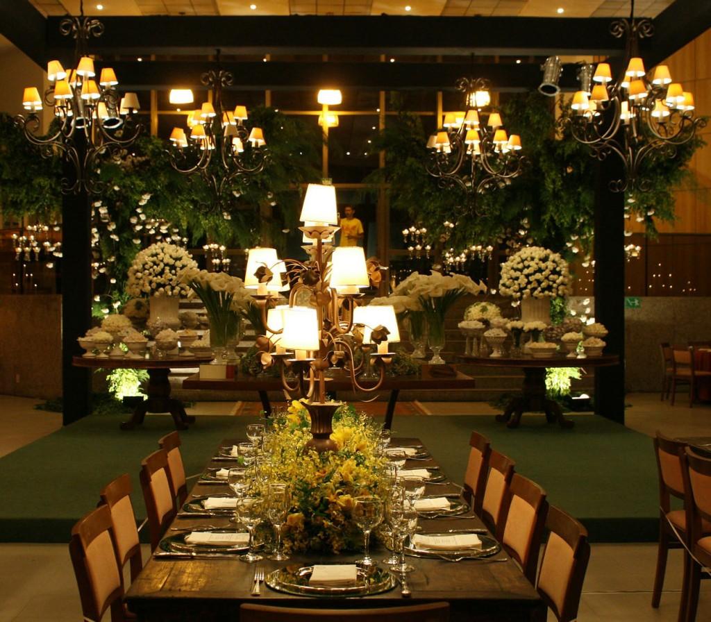 03 1024x896 Decoração: Madeira + velas
