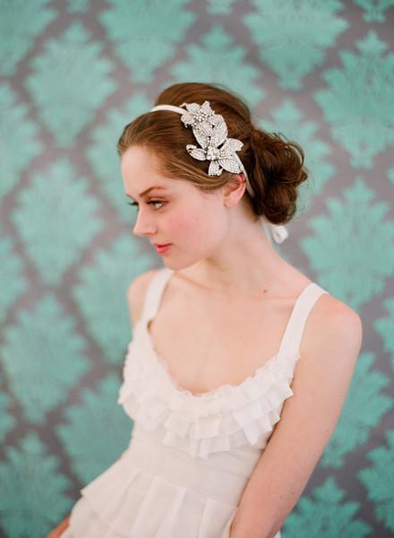 10 Tiaras para as noivas