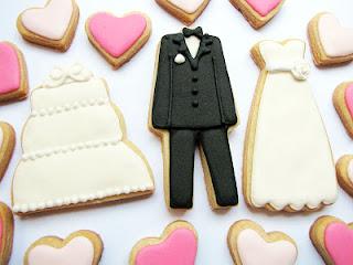 313 Petit fours para o casamento
