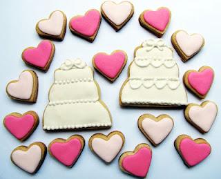 410 Petit fours para o casamento