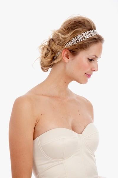 7 Tiaras para as noivas