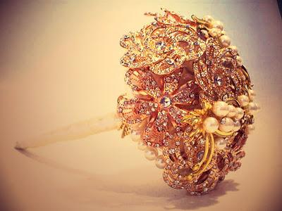 A4 Bouquets de broches