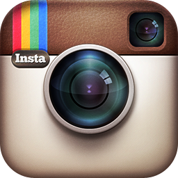 instagram 2 icon hires Redes sociais do Blog