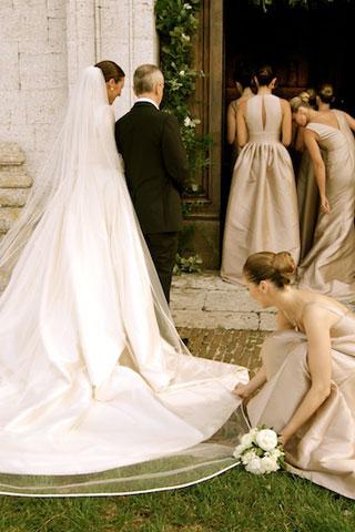 C2 Um lindo casamento...!