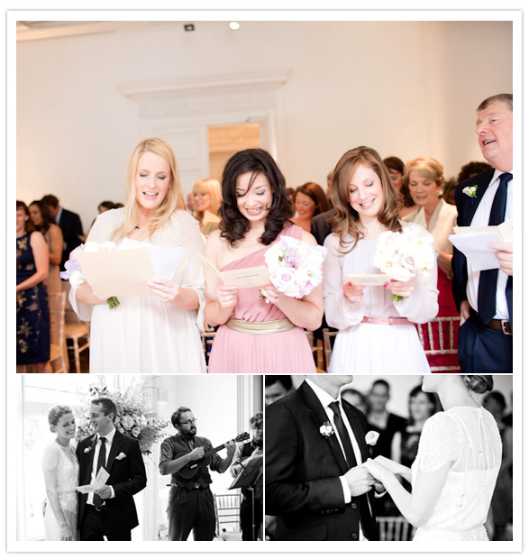G2 Mini wedding em Londres
