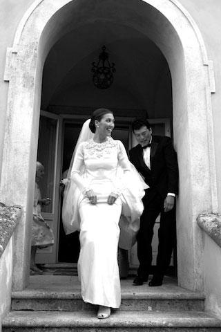 K Um lindo casamento...!