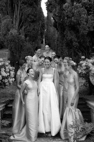 L Um lindo casamento...!