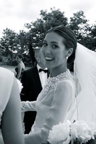 M Um lindo casamento...!
