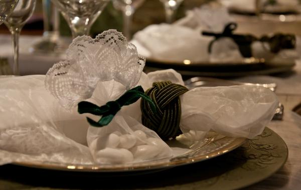 317 Decoração: verde e branco {Luxo de Festa}