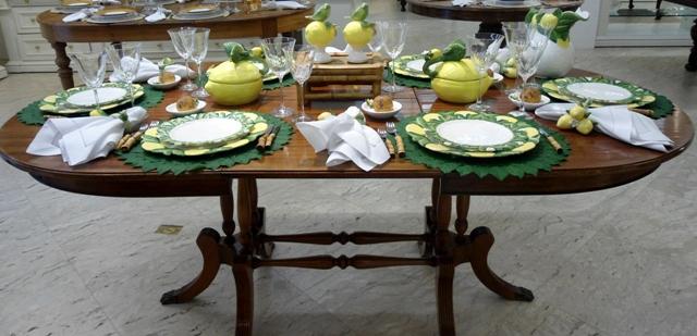 H2 Inspirações para arrumação da mesa