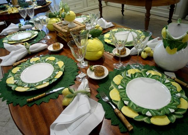 I2 Inspirações para arrumação da mesa