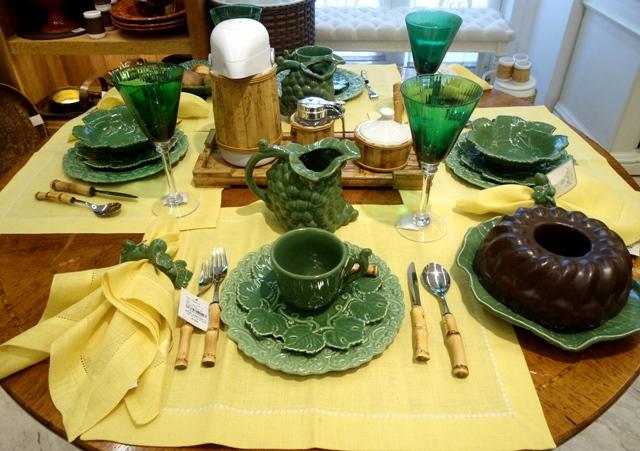 K4 Inspirações para arrumação da mesa