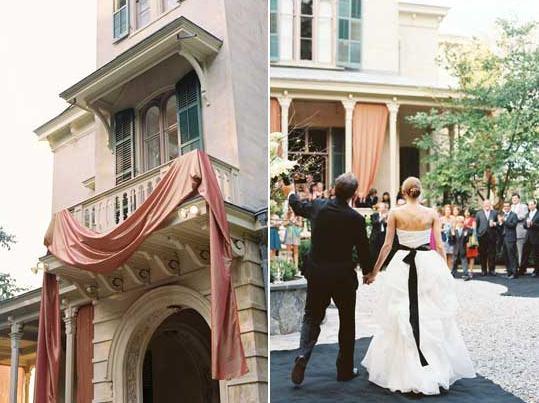 N Casamento clássico em Nova York