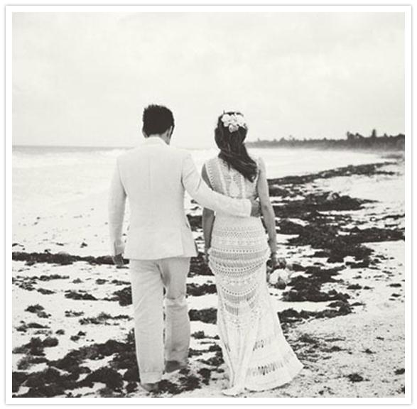 31 Para casamentos na praia...!