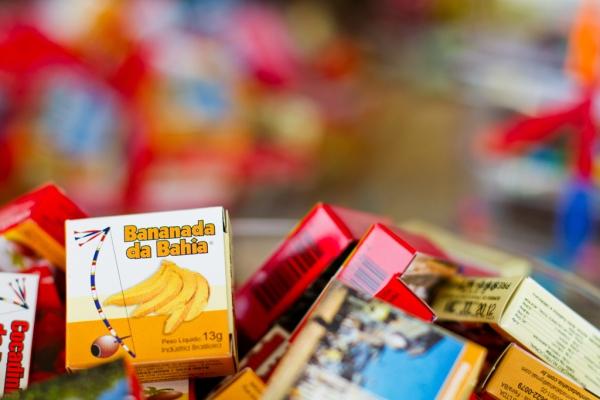 P Inspirações da Bahia para o Chá