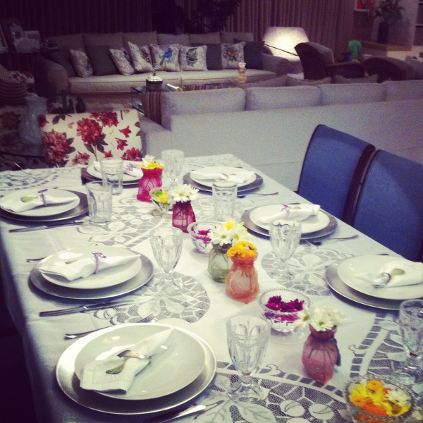 A2 Mesa para o jantar (em BH)