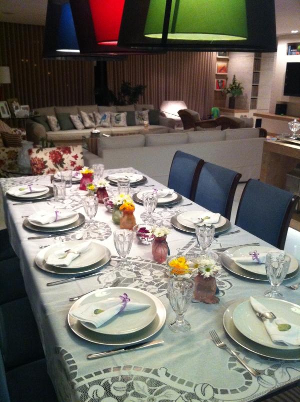 B2 Mesa para o jantar (em BH)