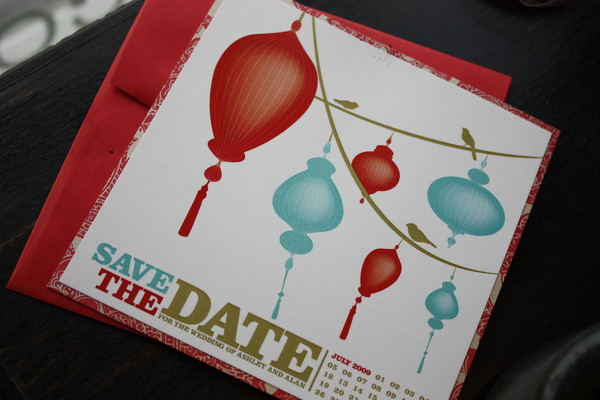 B6 Save the Date