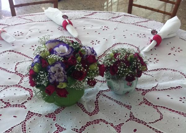 D3 Bules e xícaras na decoração