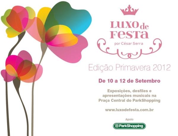 BANNER Luxo de Festa   Edição Primavera 2012