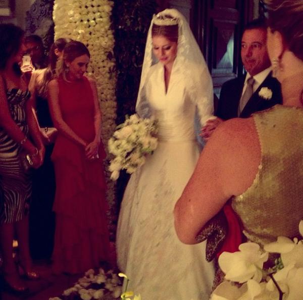 1 A noiva: Lala Rudge