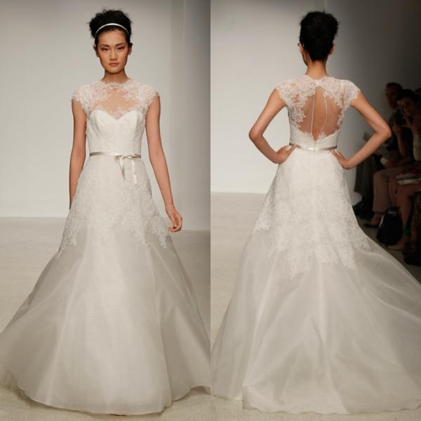 27 Vestidos de Noiva com decote nas costas