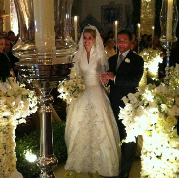 2b A noiva: Lala Rudge