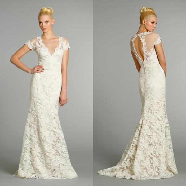 37 Vestidos de Noiva com decote nas costas