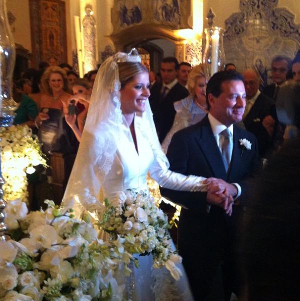 4 A noiva: Lala Rudge