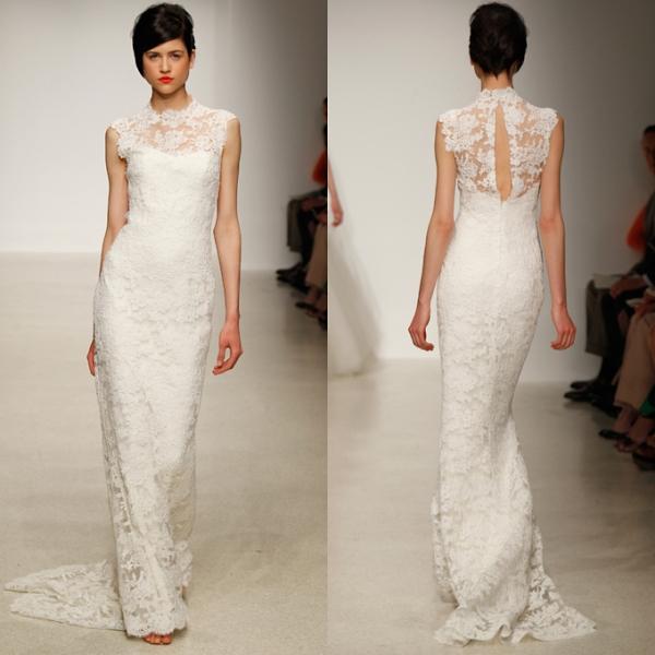 47 Vestidos de Noiva com decote nas costas
