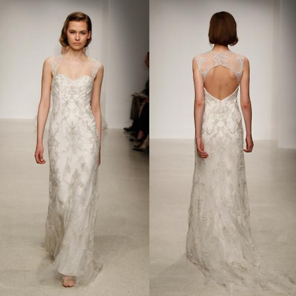 65 Vestidos de Noiva com decote nas costas