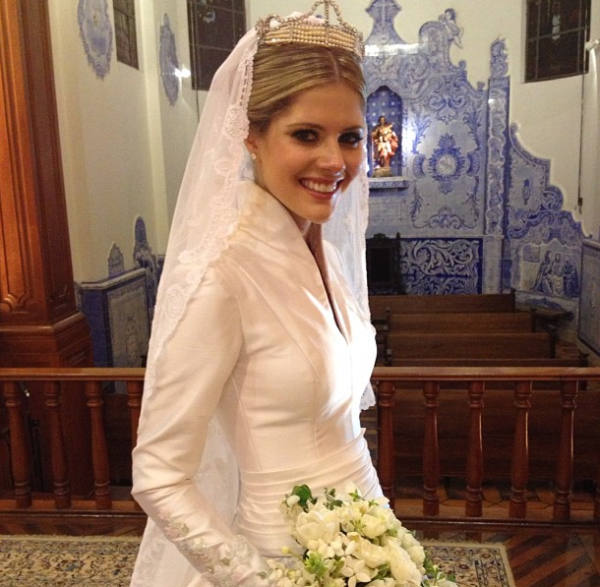 7 A noiva: Lala Rudge