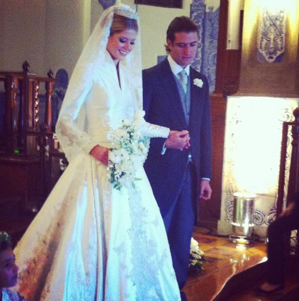 8 A noiva: Lala Rudge