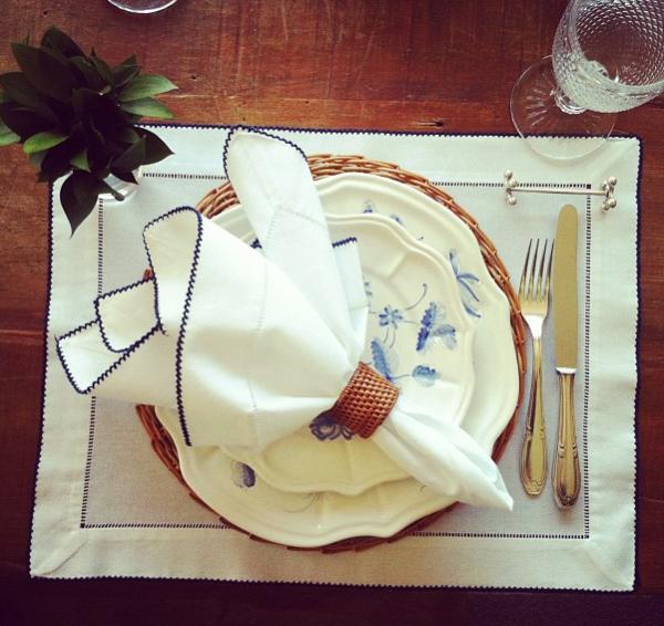 D Inspirações de mesas (do Instagram)