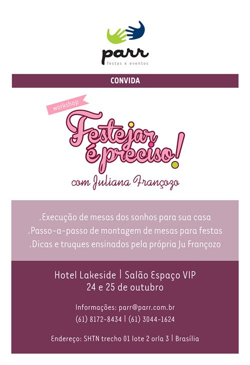 banner Festejar é Preciso com Juliana Françoso
