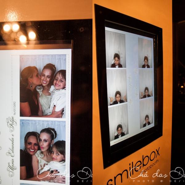 B2 Cabine fotográfica: Smilebox