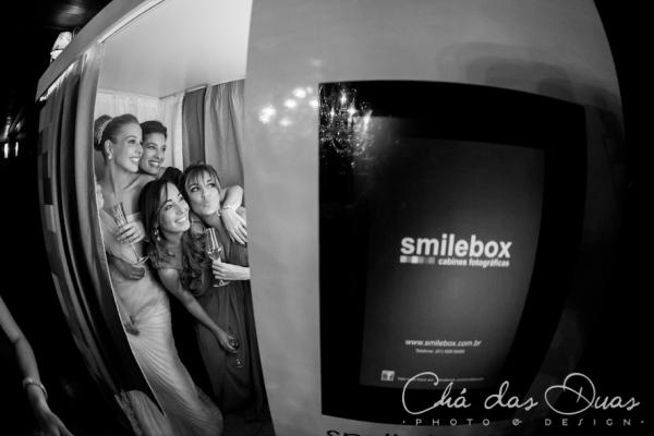 D1 Cabine fotográfica: Smilebox
