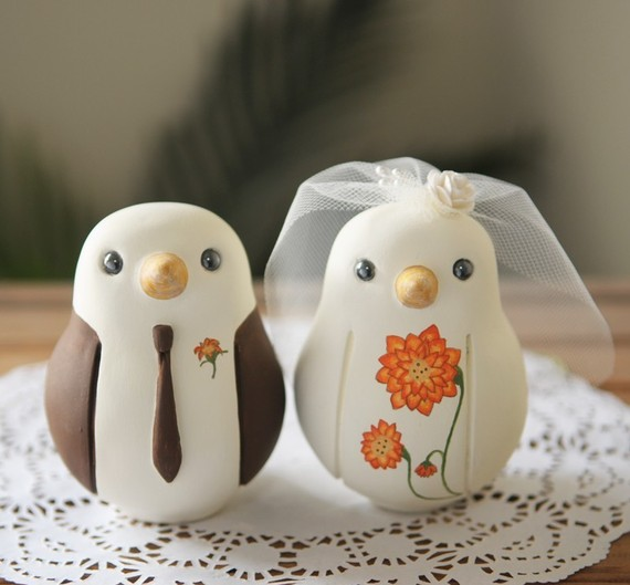 4. love birds cake toppers red light studio The Love Birds