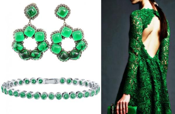 41 Verde esmeralda: a cor de 2013