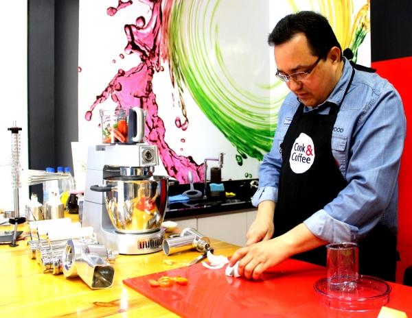 73 Cook & Coffee: aulas de culinária