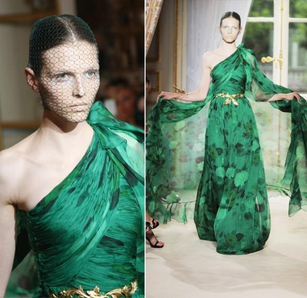 A Verde esmeralda: a cor de 2013