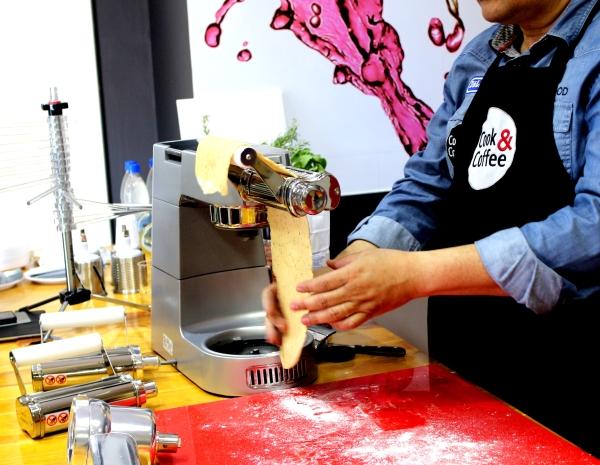 A3 Cook & Coffee: aulas de culinária