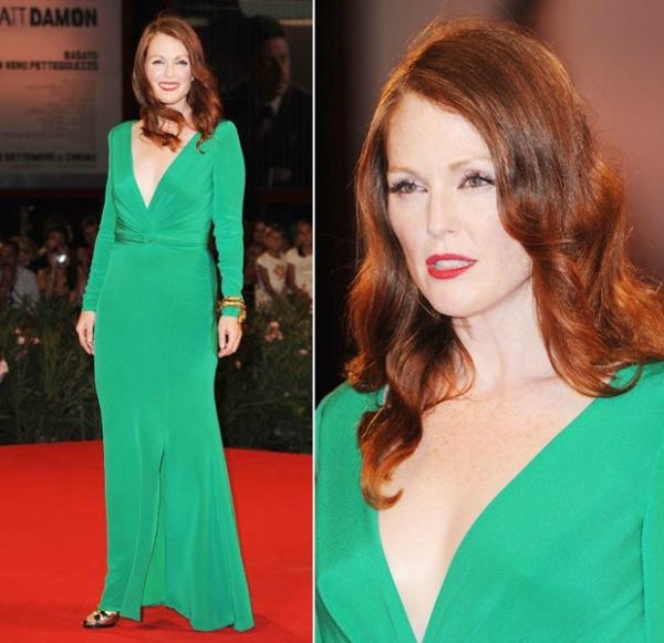 C Verde esmeralda: a cor de 2013